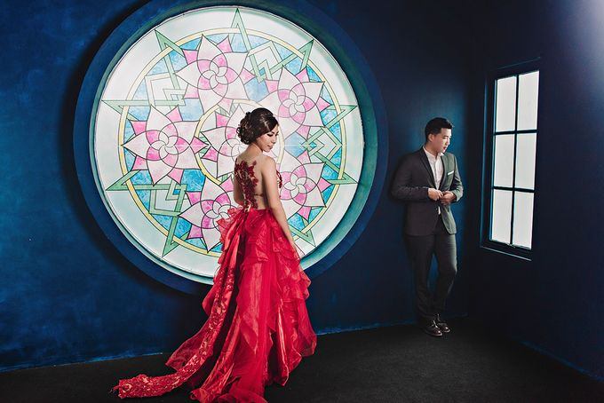 Andy N Elvira Prewedding by Hendra & Andre by Cheese N Click Photography - 034