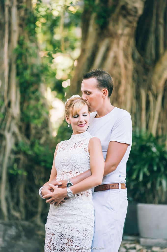 Melodie & Damien - Honeymoon in Bali by AT Photography Bali - 004