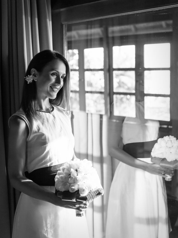 Unforgettable Vow by D'studio Photography Bali - 003
