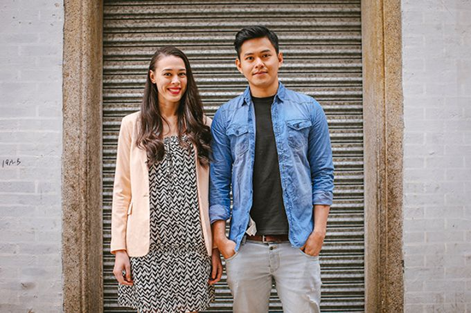 Silver and Jenn Macau Engagement Session by Leighton Andante - 003