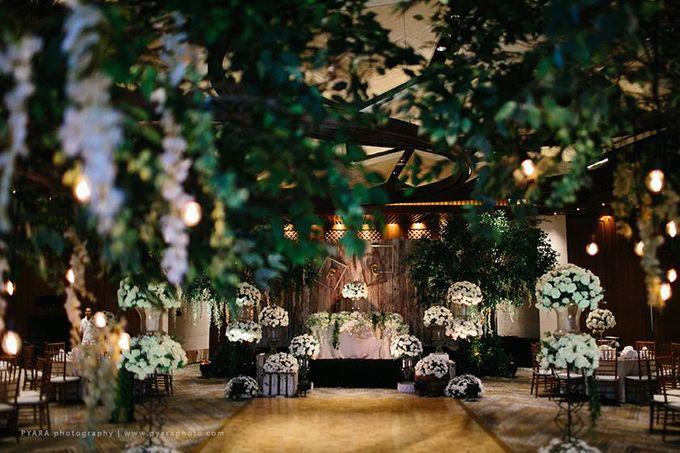 WEDDING OF FRENKY & ELLEN by Sofitel Bali Nusa Dua Beach Resort - 004