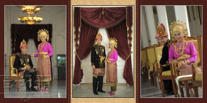Rara & Fajri by Expose Wedding Photography - 019