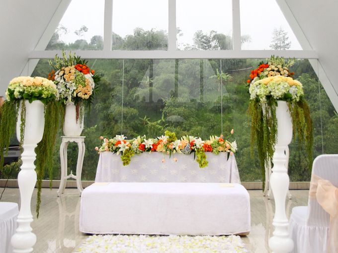 Chapel by Green Forest Resort & Wedding - 006
