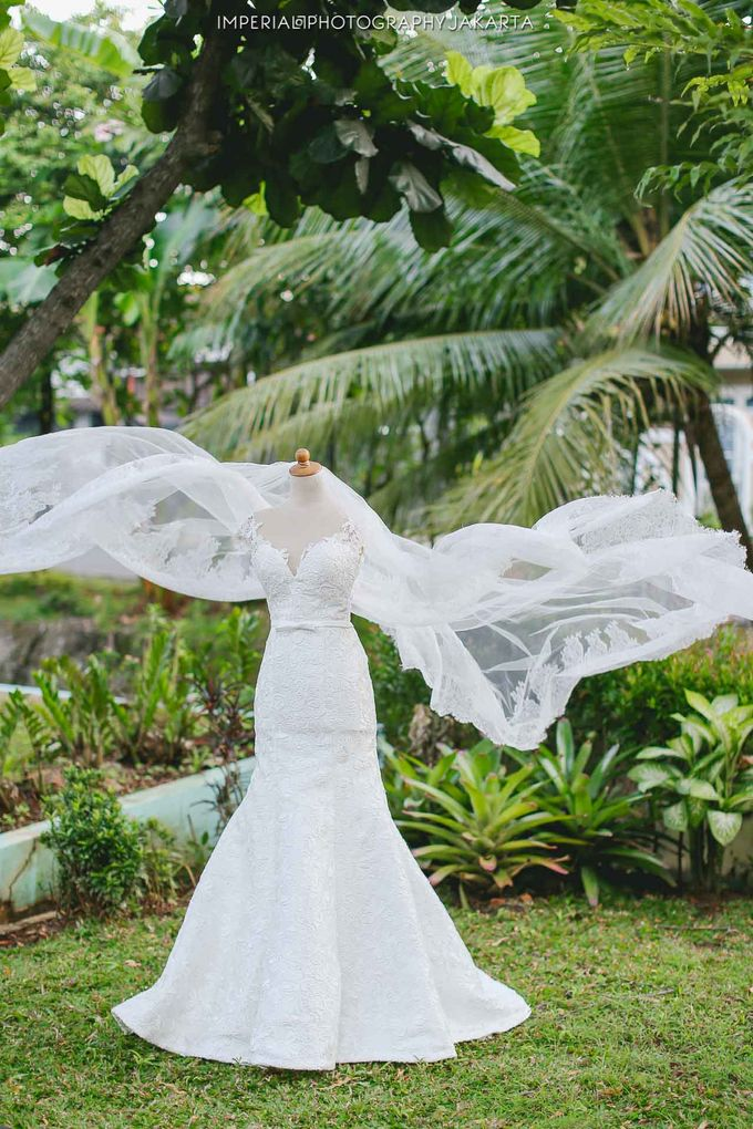The One My Soul Loves | Kevin + Indy Wedding by Imperial Photography Jakarta - 003