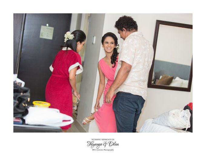 Wedding of Thiyangie & Dilan by DR Creations - 003
