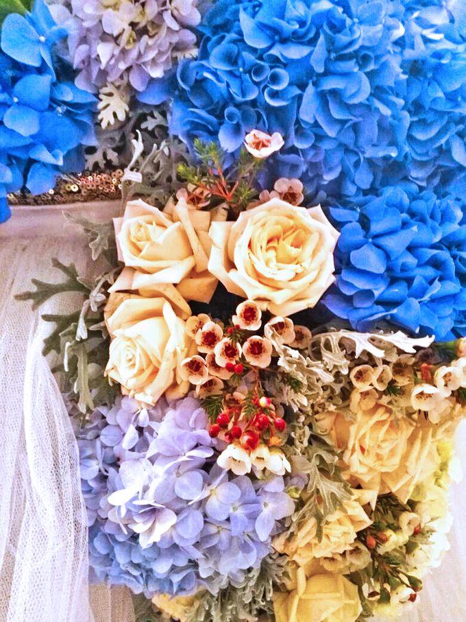 Midnight Blue theme Wedding by ZURIEE AHMAD CONCEPTS SDN BHD - 003