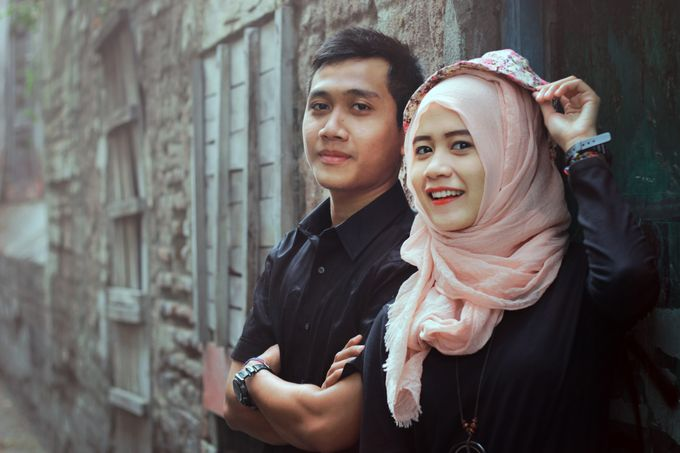 Prewedding Photoshoot by Coklat Photo Surabaya - 013