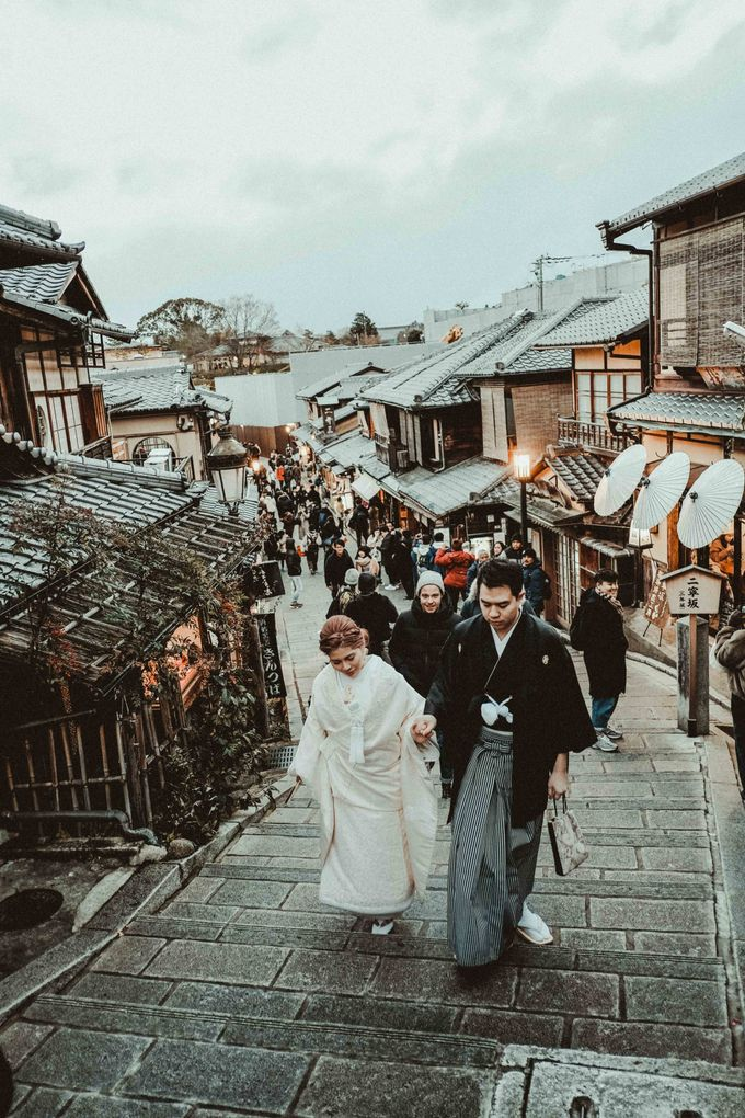 Kyoto PREWEDDING by Costes Portrait - 003