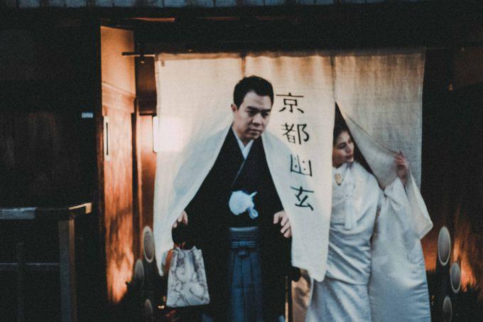Kyoto PREWEDDING by Costes Portrait - 006