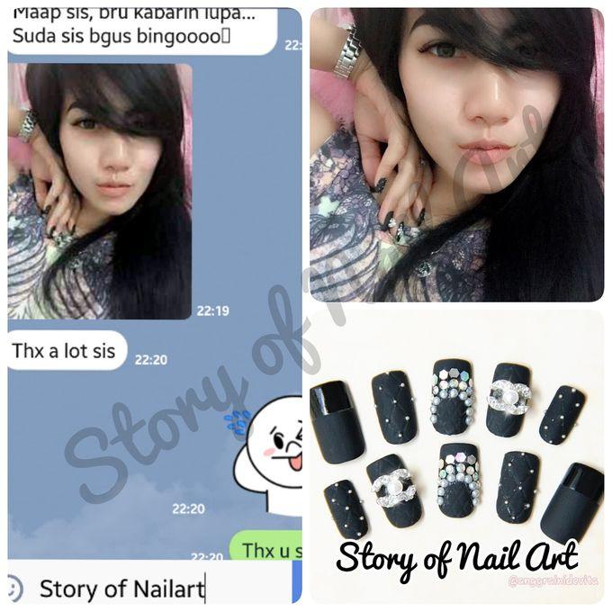 Testimoni by Story of Nailart - 024