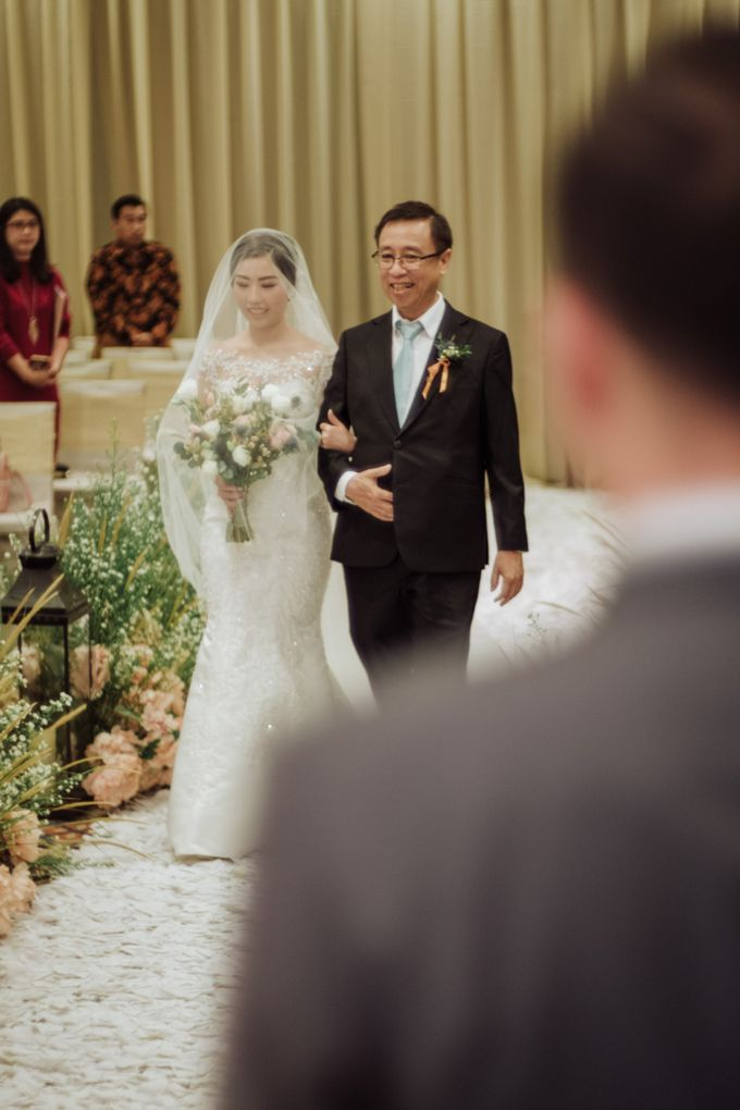 Rudy & Irene Wedding by One Heart Wedding - 038