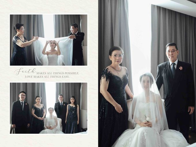 Hold my hand, my heart, and hold me forever ❤ by Gorgeous Bridal Jakarta - 002