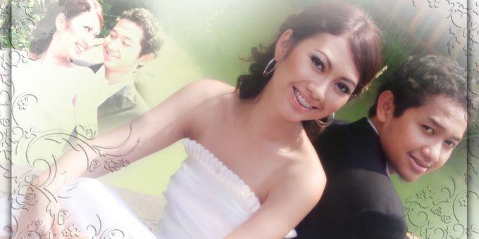Wedding - Prewedding Syndhi & Ary by Letisia makeup - 002