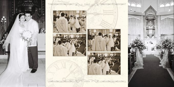 Wedding Album Lay-out by CJC PHOTOGRAPHY ASIA CORPORATION - 005