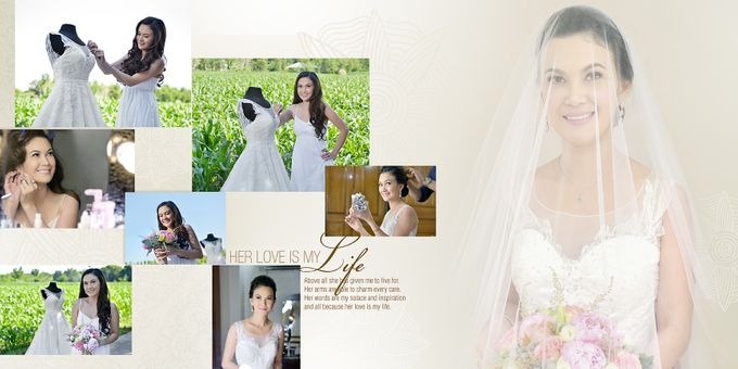 WEDDING PHOTO-VIDEO COVERAGE by CJC PHOTOGRAPHY ASIA CORPORATION - 003