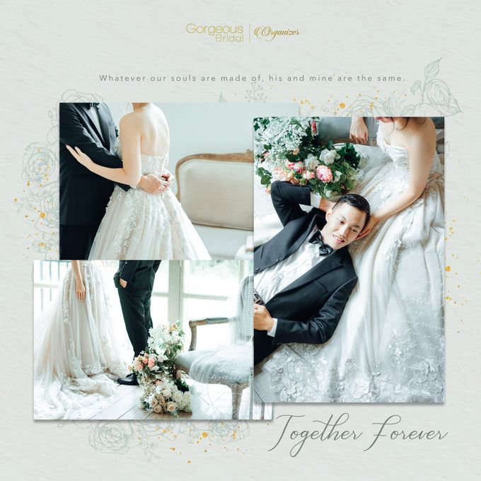 Our LOVE Story ... by Gorgeous Bridal Jakarta - 006