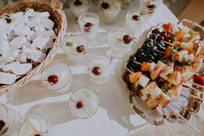 Glamorous destination beach wedding in Lefkada by Your Lefkada Wedding - 029