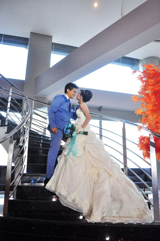 The Wedding Stevan & Sherly by Zandrew Videography - 002