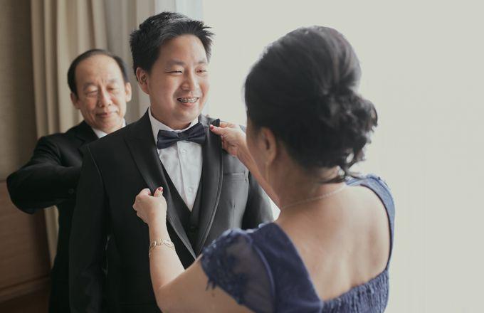 The Romance Wedding of Albert & Erissa by Khayim Beshafa One Stop Wedding - 005