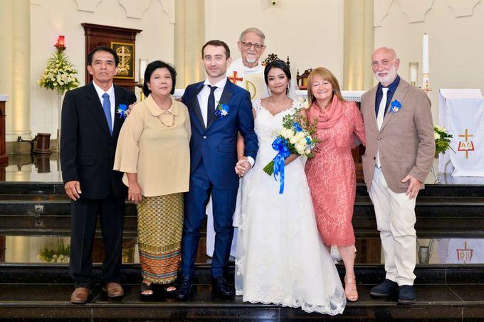 Andrea & Fransisca Wedding by deVOWed Wedding & Event Planner - 004