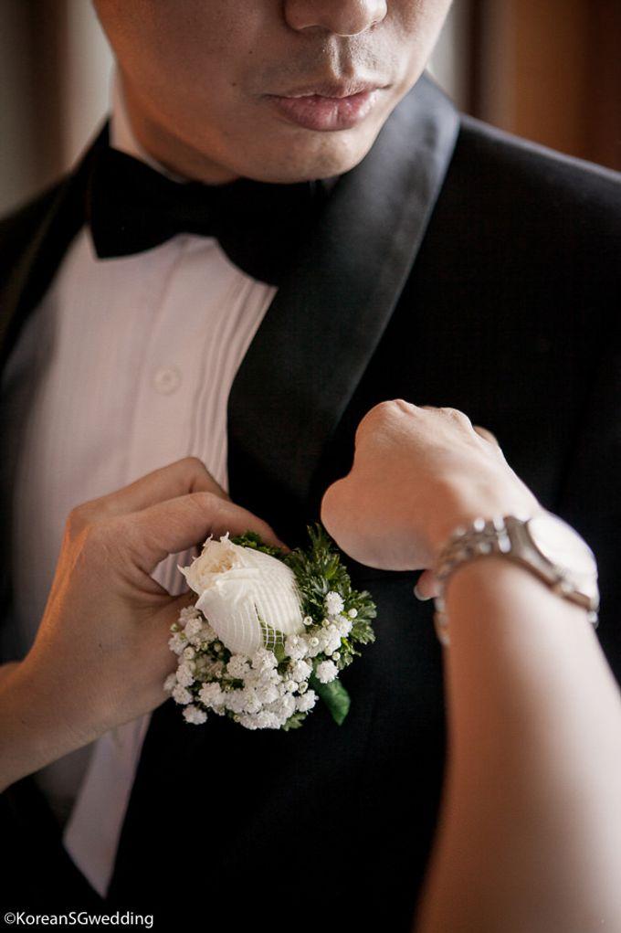 THET NAING SOE + ZIN MYO HTET Actual wedding by Eric Oh  Korean Photographer - 004