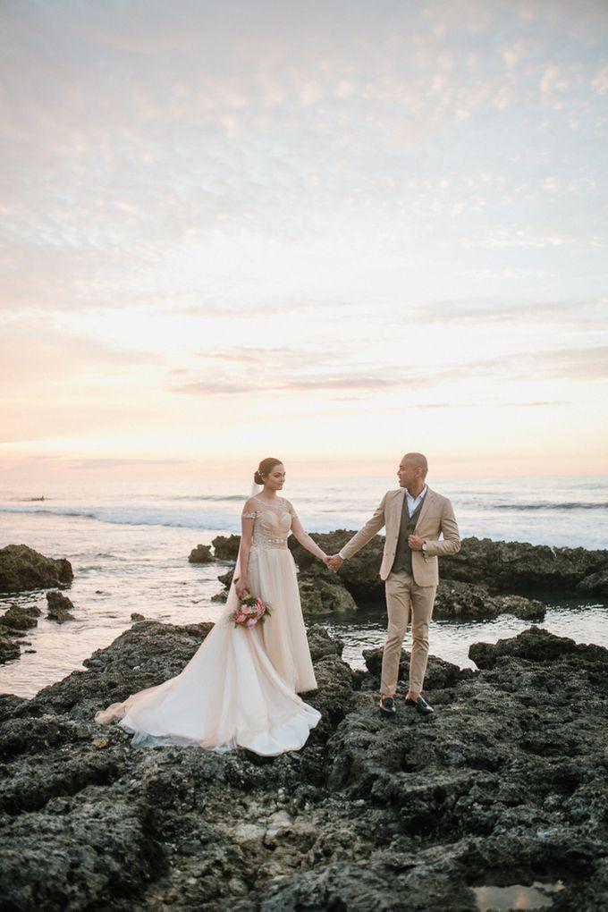 Christian and Carol Beach Themed Wedding - La Union Wedding Photographer by Mot Rasay Photography - 007