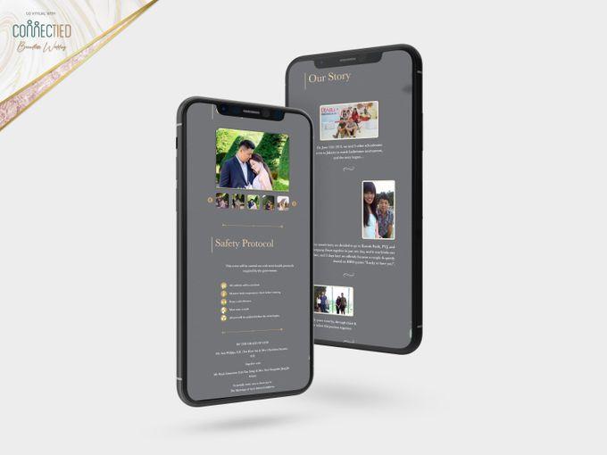 Hans & Grace - Digital Invitation / Undangan Digital Connectied v2.0 + Live Streaming by Connectied Virtual Wedding - 004