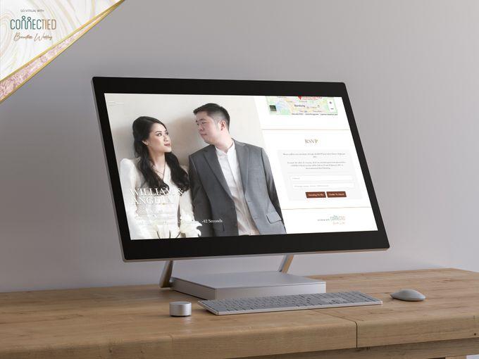 William & Angela - Digital Invitation / Undangan Digital Connectied v1.1 by Connectied Virtual Wedding - 004