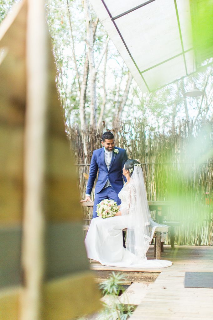 Wedding of Prabudhi & Thilina by DR Creations - 004