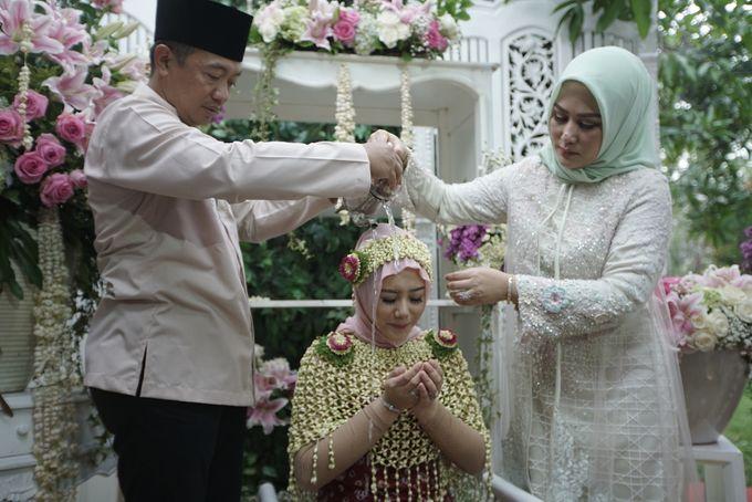 Nur & Utari wedding by isamare - 004