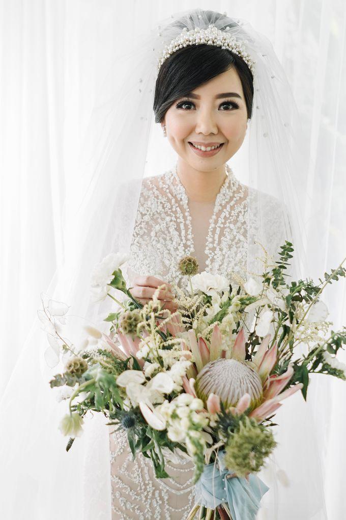 The Wedding of Johnsen & Fortunata by BDD Weddings Indonesia - 004
