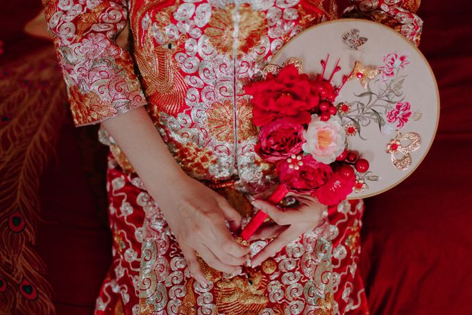 The Wedding of Ryoichi & Stephanie by BDD Weddings Indonesia - 003