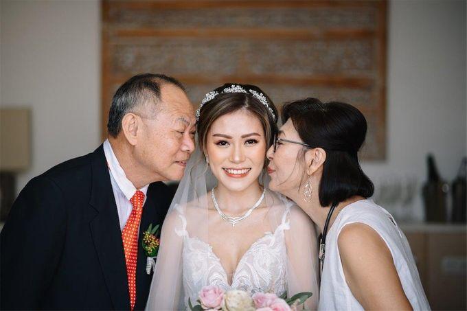 The Wedding of Donald & Larissa by Latitude Bali - 004
