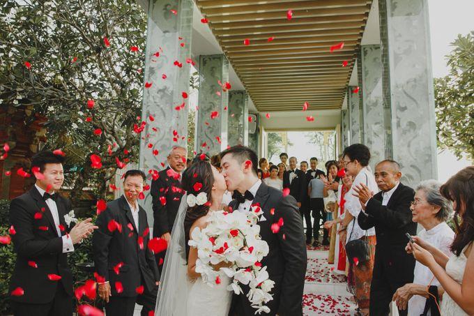The Wedding of Denny & Maureen by BDD Weddings Indonesia - 004