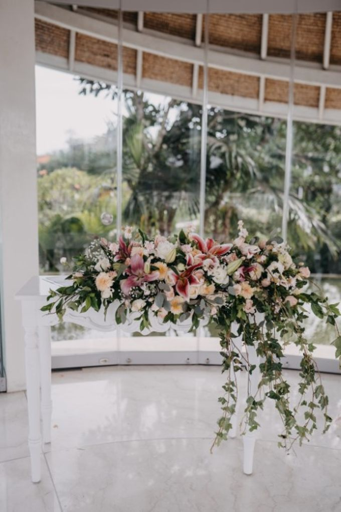 Jessica & Antonio Wedding by Bali Brides Wedding Planner - 005