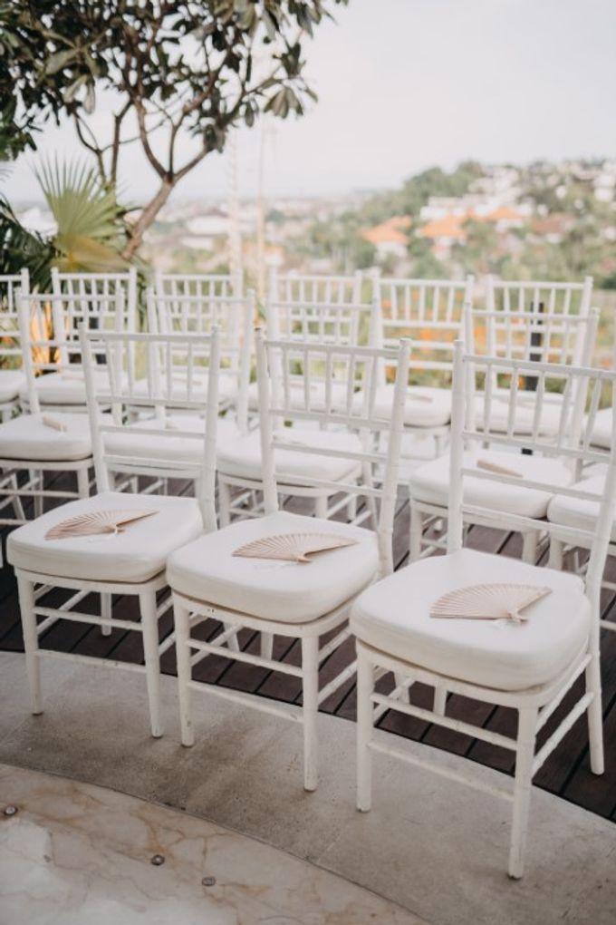 Jessica & Antonio Wedding by Bali Brides Wedding Planner - 006
