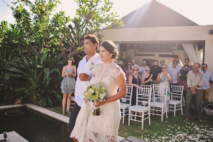 Jade & Jeremy | Wedding in Bali by AT Photography Bali - 011