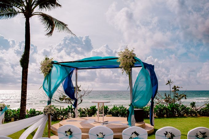 Romantic Phuket wedding by Hilary Cam Photography - 008