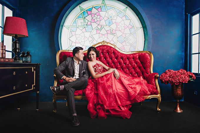 Andy N Elvira Prewedding by Hendra & Andre by Cheese N Click Photography - 035