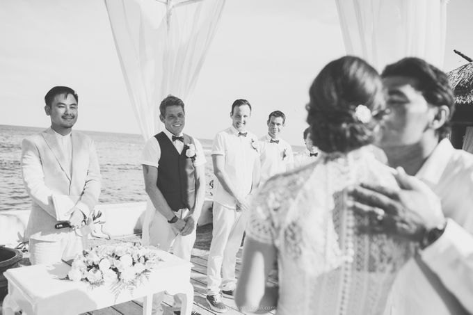 Jade & Jeremy | Wedding in Bali by AT Photography Bali - 012