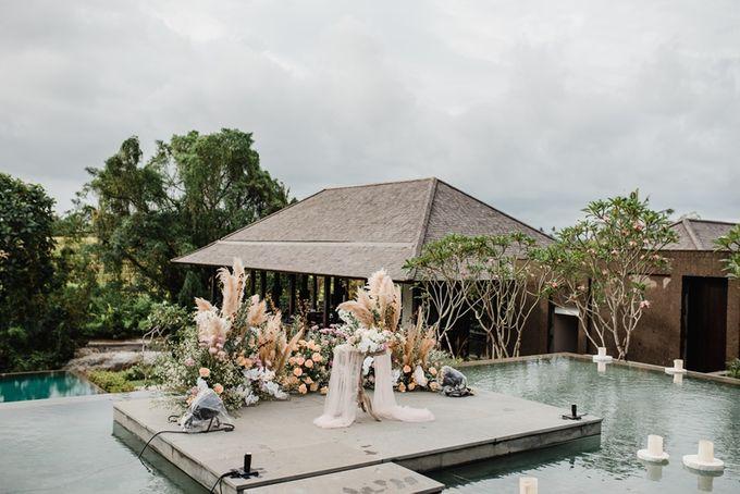 Wedding Anastasia & Arif by Bali Izatta Wedding Planner & Wedding Florist Decorator - 005