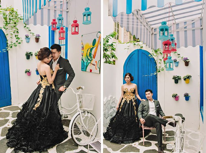 Andy N Elvira Prewedding by Hendra & Andre by Cheese N Click Photography - 036