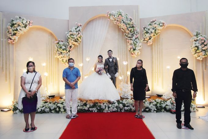 The New Normal Amalia Wedding Simulation 2020 by Retro Photography & Videography - 037