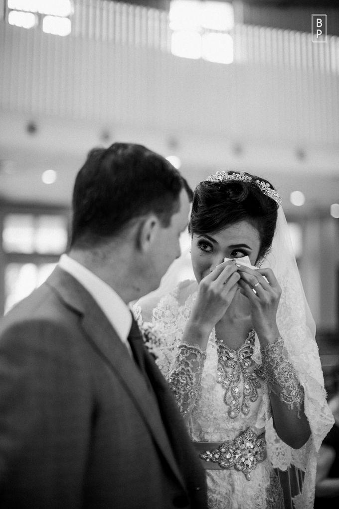 Gareth & Sata Wedding by Bernardo Pictura - 035