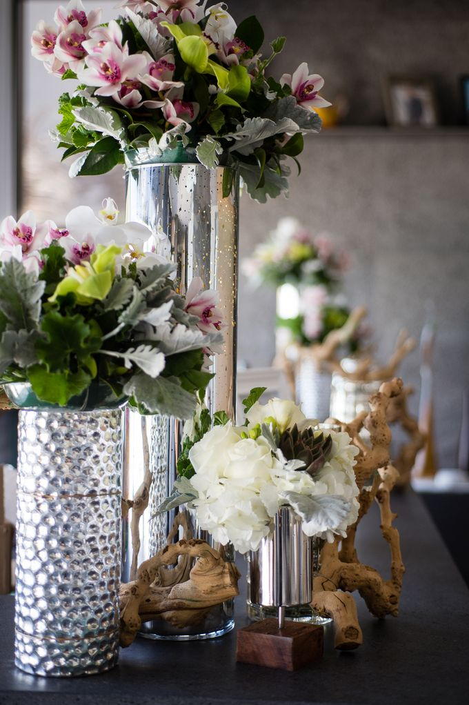 Home Wedding by Creative Touch Party Design - 004