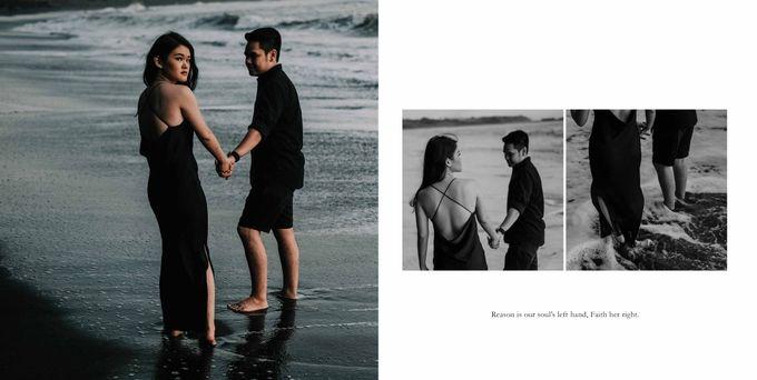 The Bali Prewedding | Kevin & Kristina by Costes Portrait - 016