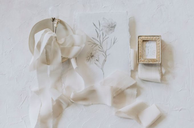 Silk Ribbons by Her Beautiful Mess - 003