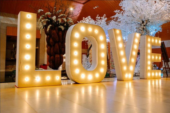 Wedding at Mulia Bali by d'Oasis Florist & Decoration - 016