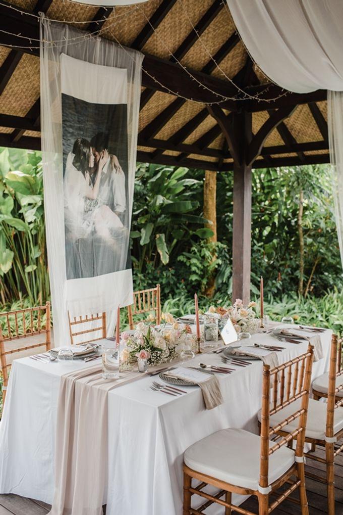 Wedding Anastasia & Arif by Bali Izatta Wedding Planner & Wedding Florist Decorator - 006