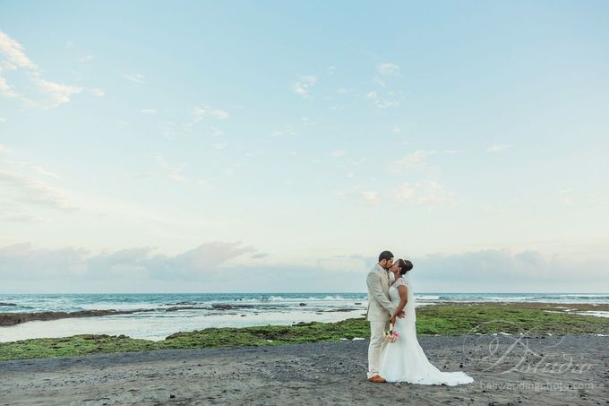 Tenniel and Dean Wedding by D'studio Photography Bali - 017